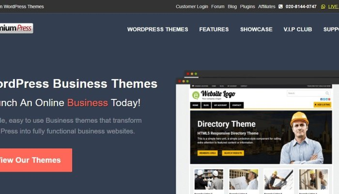 PremiumPress Themes Coupon Codes for September 2018– Get 75% Off
