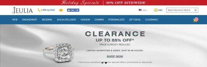 {Latest} Jeulia Coupon Codes September 2018– Get 65% Off on Exclusive Jewelry