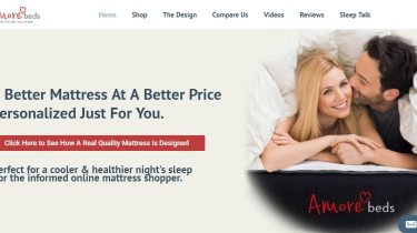 amore beds coupon codes
