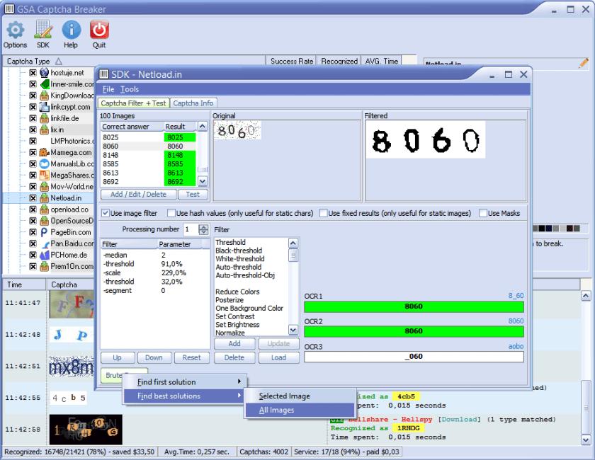 GSA search engine captcha- GSA SER Coupon codes