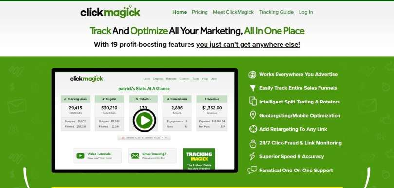 what is clickmagick