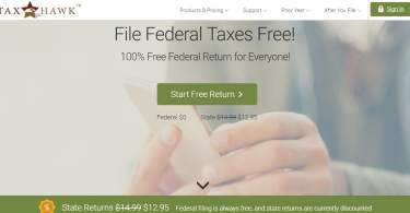 tax hawk coupons & offers