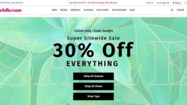 Charlotte Russe coupon codes