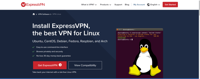 Express VPN For LInux Users