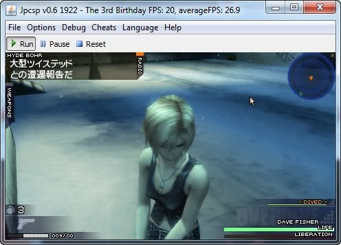 psp emulator for pc