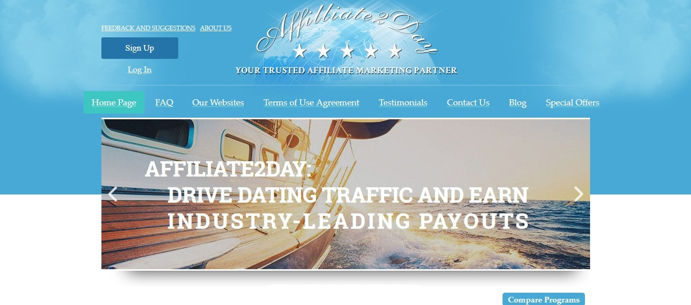 Dating affiliate offers