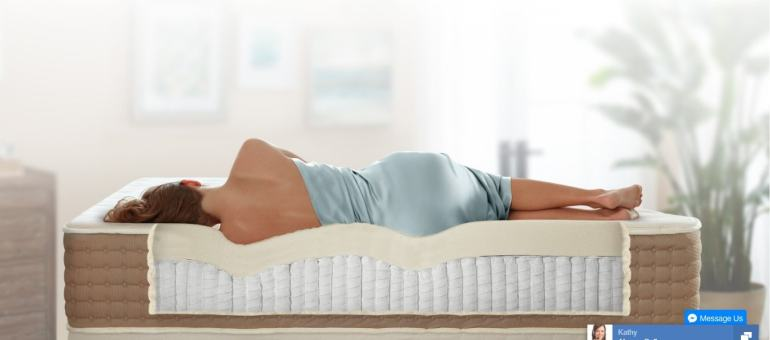 Eco terra - check mattress comfort layer