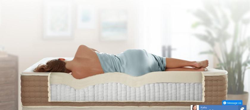 Eco terra - check mattress comfort layer