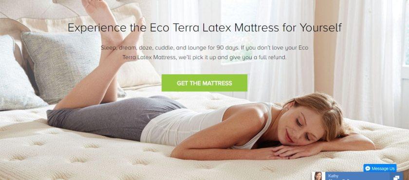 Eco Terra Mattres - Check your comfort mattress now