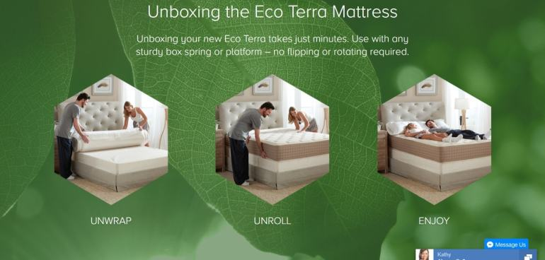 Unboxing Ecoterrabeds Mattress - unboxing mattress in minutes