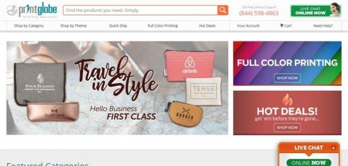 PrintGlobe Discount Codes