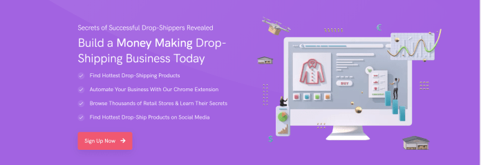 Anstrex free Dropshipping tool