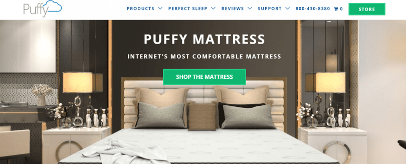 Puffy Coupon Codes- The Best Mattress