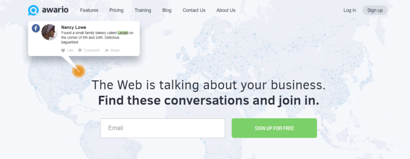 Awario Coupon Codes- The Web Is Talking About Your Business