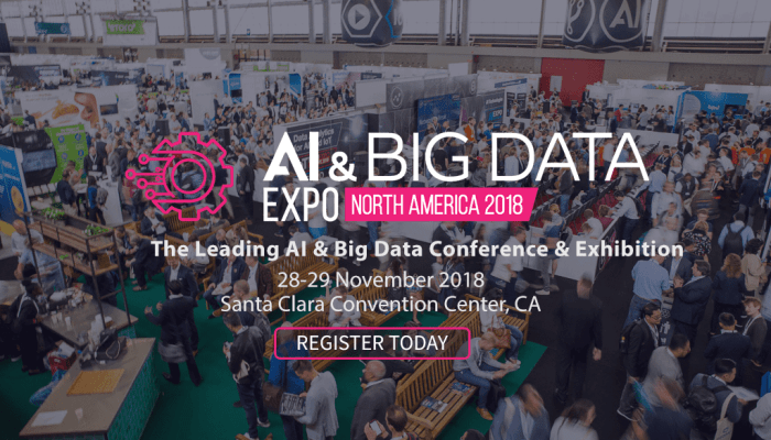 Learn Brand Development with AI & Big Data Expo: North America