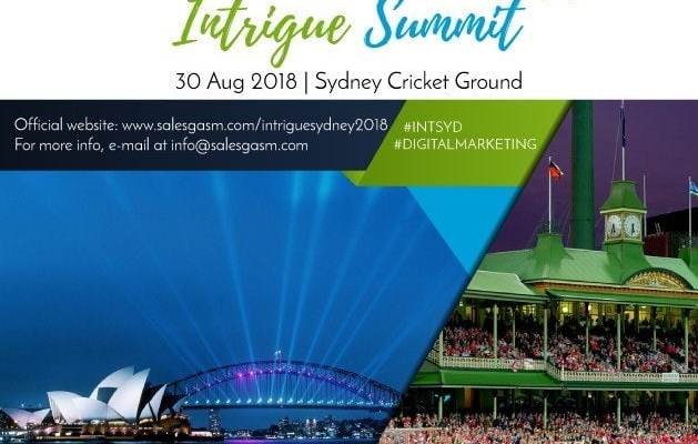 🤩🤩Learn Digital Marketing with the 'Intrigue Summit' and Grow Your Skills!!