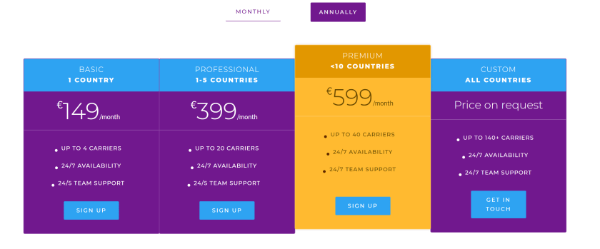 3G Proxy Coupons - Get discount on pricing