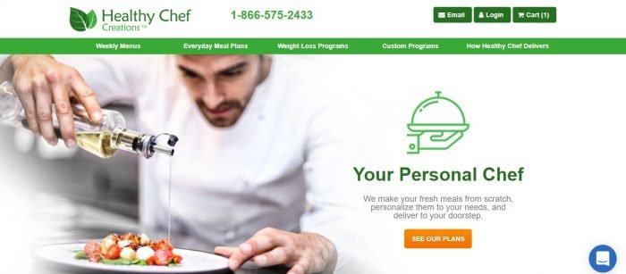 Healthy Chef Creations discount