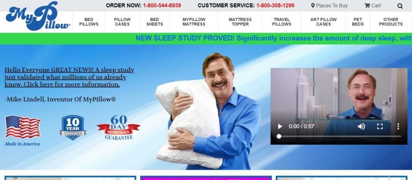 Mypillow coupon codes - Amount of deep sleep
