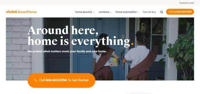 Vivint Coupons introduction