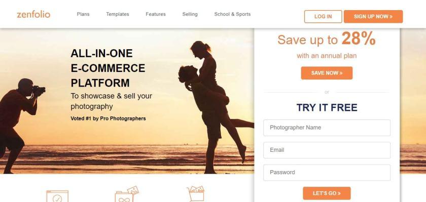 Zenfolio coupon codes & deals