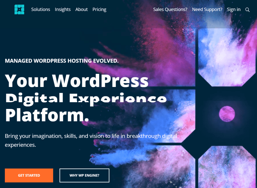 Wp Engine Review With Discount Coupon Code-WordPress
