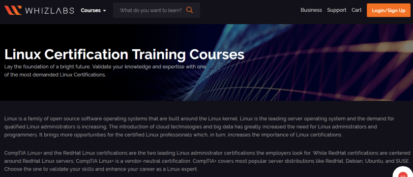 Whizlabs Discount Code - Linux Certification