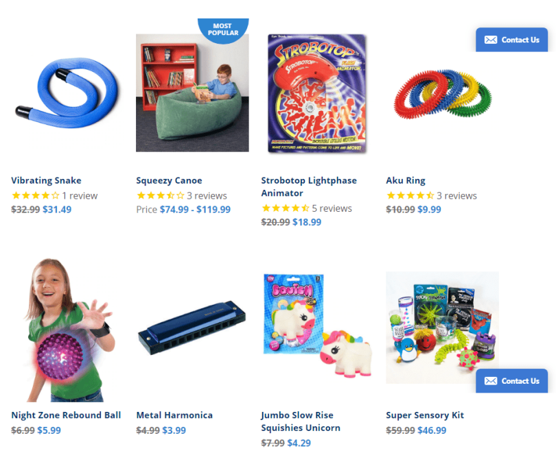 National Autism Resources Coupon Codes - Toys for social skill