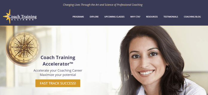 Coach Training Alliance Review- Life Coaching Courses