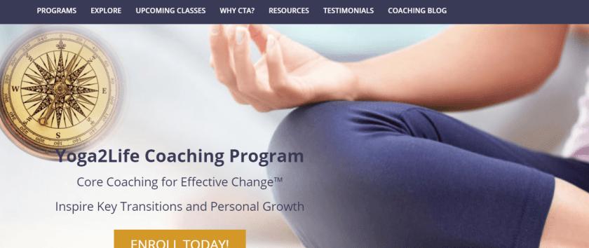 Yoga2Life Coaching Program