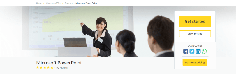 GoSkills Coupon Codes- Microsoft PowerPoint