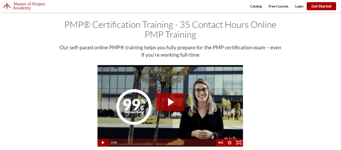 Master of Project Academy Coupon Codes- PMP Certification Training