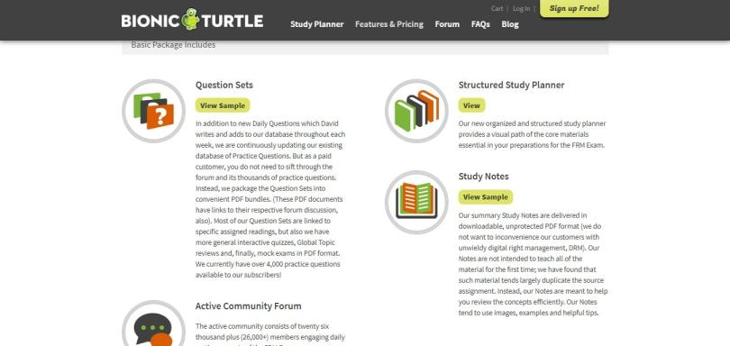 Bionic Turtle Course coupons