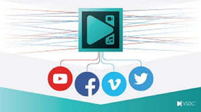 VSDC video editor pro logo