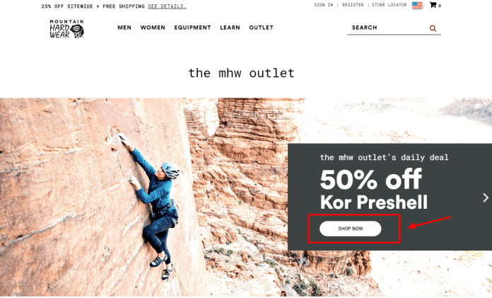 Mountain Hardwear - 50% Off Kor Preshell
