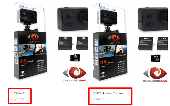 cyclopsgear - product - category - action - cameras
