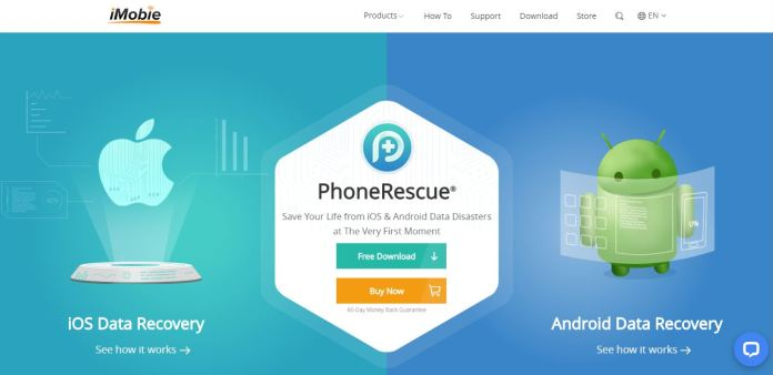 iMobie Review PhoneRescue