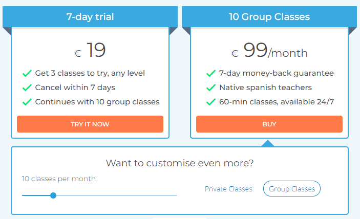 lingoda coupon codes- 7-day trial