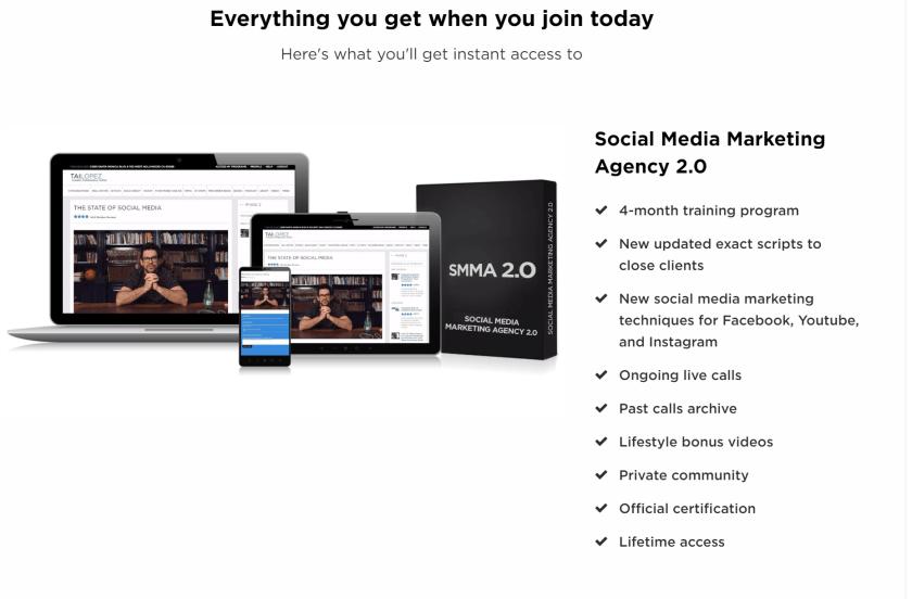 social media marketing agency 2.0