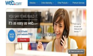 Web.com Coupon