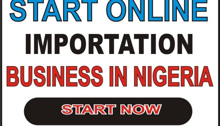MINI IMPORTATION BUSINESS IN NIGERIA: Download eBook