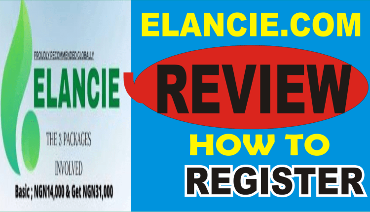 Elancie Review: How To Create An Account On Elancie