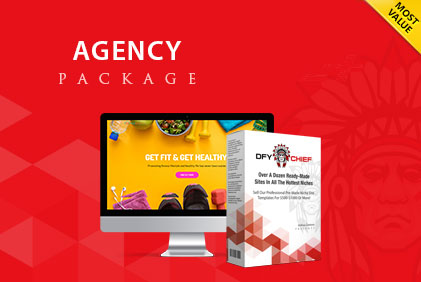 DFY Chief 2.0 Review - Agency Package