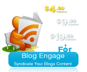 Memberships, RSS, Blog Engage
