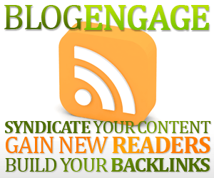 Blog Engage RSS