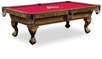 Ohio State University Pool Table ($3,999 - $4,599 ...