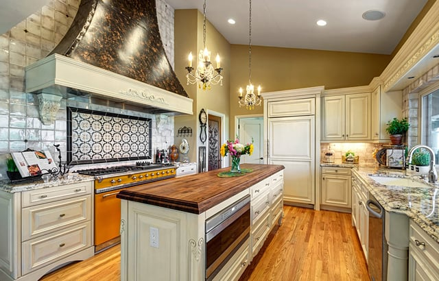 Traditional Kitchen Remodel With European Flair Affinity Kitchens News