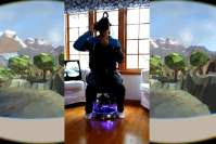 Virtual Reality Chair to enhance your VR Experience