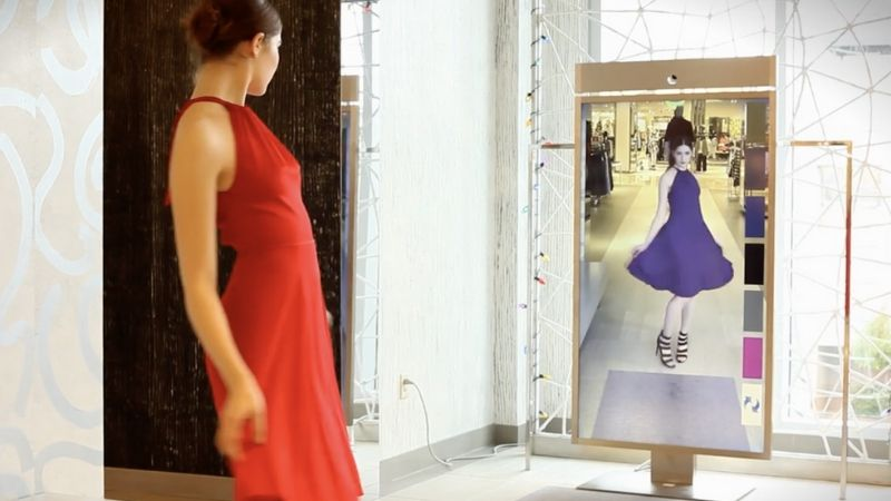 Effect Of Ar Vr Technology In Fashion Industry