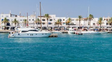 I centri di Formentera